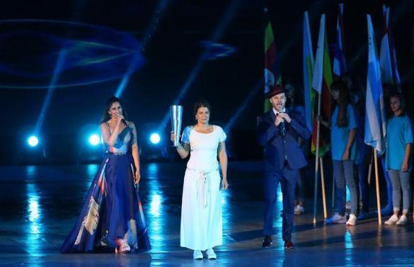 Hatalmas ünneplésben részesült ötszörös olimpiai bajnokunk, Egerszegi Krisztina