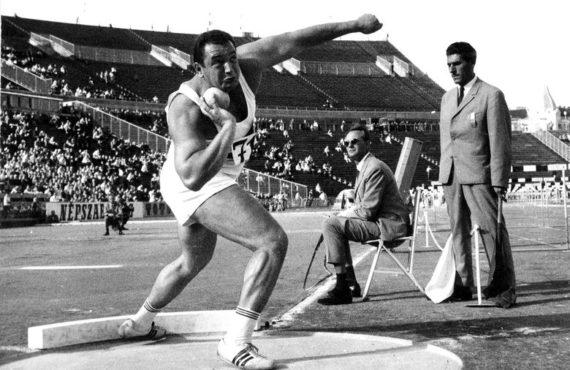 Atlétikai EB Budapaest 1966.08.03